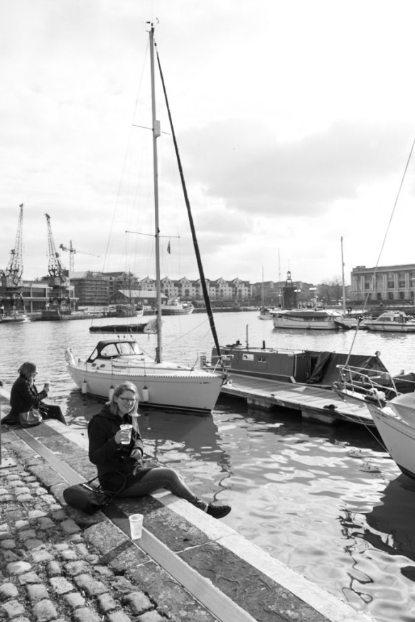 Beers on Bristol Harbour