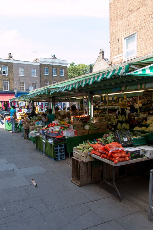Holcome Road Market, Tottenham