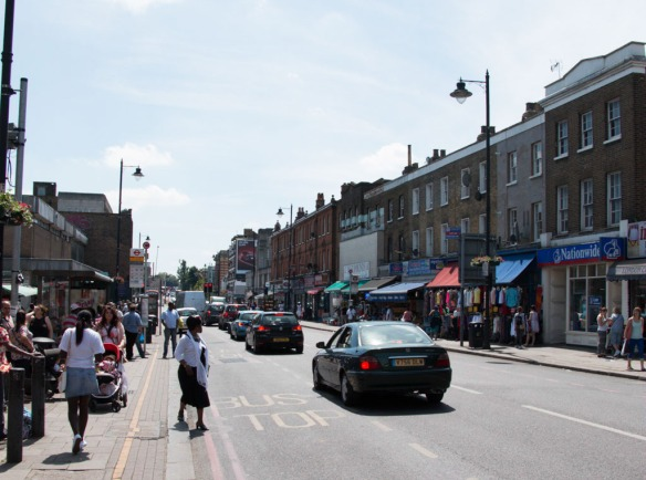 Tottenham High Road 2015