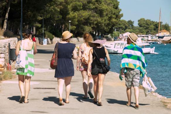 Stari Grad, Split. Sail Croatia, MedSailors