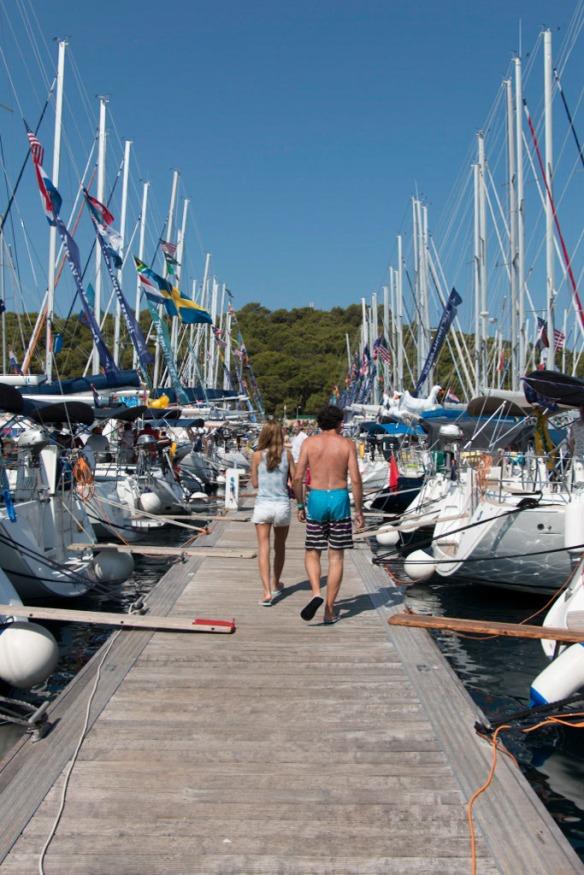 Hvar, Split. Sail Croatia, MedSailors