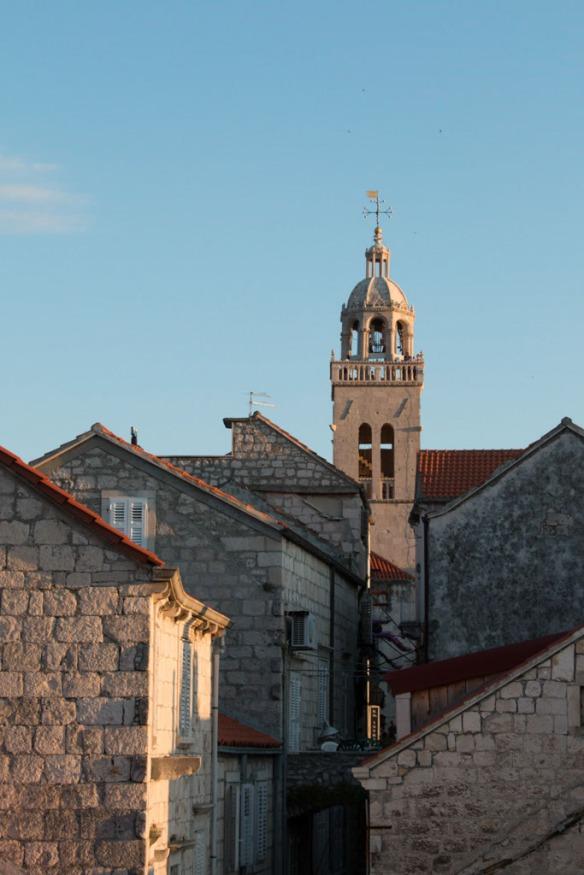 Korcula Old Town. Sail Croatia, MedSailors