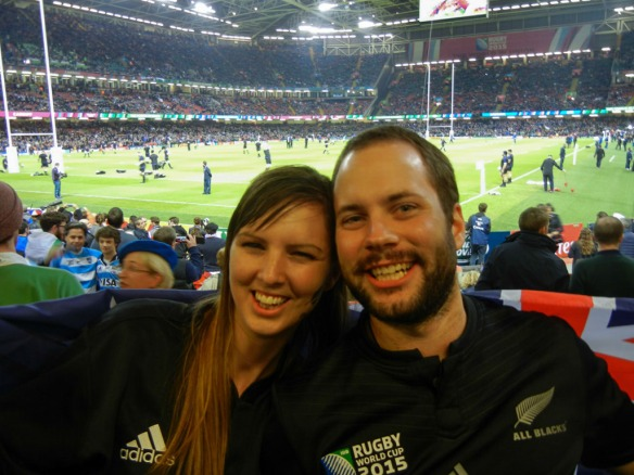 All Blacks Supporters RWC 2015