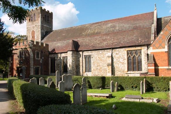 All Hallows Church, Tottenham, N17