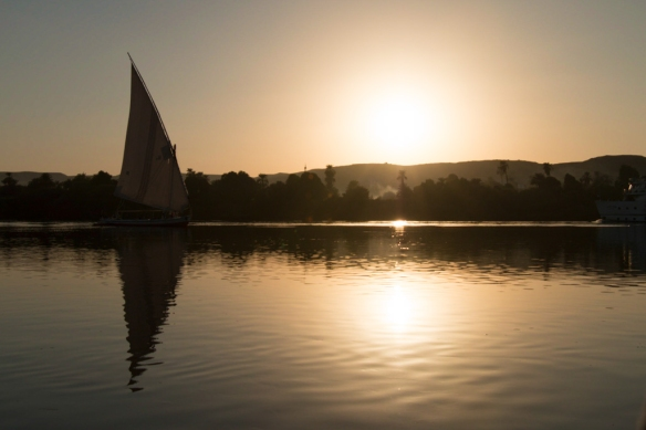 Feluccca Trip on The Nile in Aswan