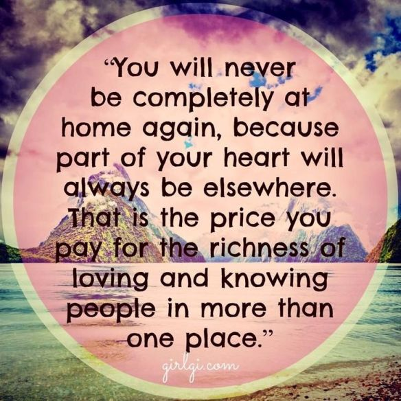 Home travel quote